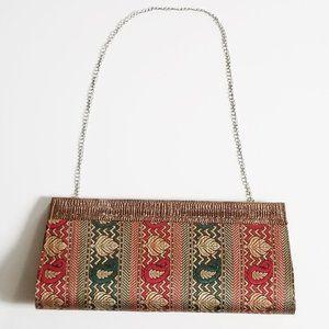 Boho Bling Clutch or Shoulder Bag (new!)